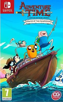 Einfach und sicher online bestellen: Adventure Time: Pirates of Enchiridion (EU-Import) in Österreich kaufen.