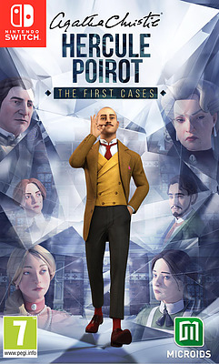 Einfach und sicher online bestellen: Agatha Christie's - Hercule Poirot:The First Cases in Österreich kaufen.