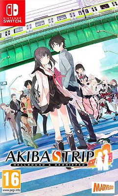 Einfach und sicher online bestellen: Akiba's Trip Hellbound & Debriefed (PEGI) in Österreich kaufen.