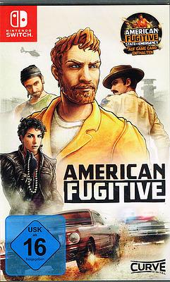 Einfach und sicher online bestellen: American Fugitive in Österreich kaufen.