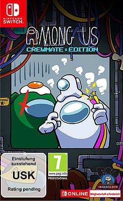 Einfach und sicher online bestellen: Among Us Crewmate Edition in Österreich kaufen.