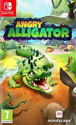 Einfach und sicher online bestellen: Angry Alligator (PEGI) in Österreich kaufen.