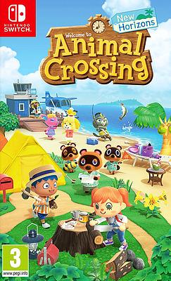 Einfach und sicher online bestellen: Animal Crossing: New Horizons (AT-PEGI) in Österreich kaufen.