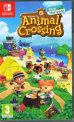 Einfach und sicher online bestellen: Animal Crossing: New Horizons (PEGI) in Österreich kaufen.