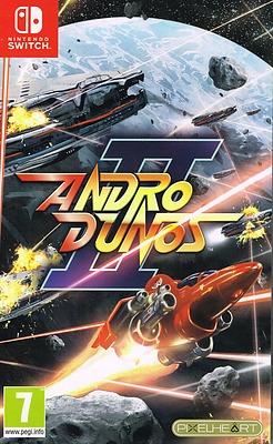 Einfach und sicher online bestellen: Andro Dunos 2 (PEGI) in Österreich kaufen.