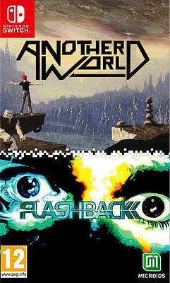 Einfach und sicher online bestellen: Another World + Flashback Compilation (PEGI) in Österreich kaufen.