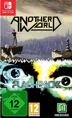 Einfach und sicher online bestellen: Another World + Flashback Bundle Limited Edition in Österreich kaufen.