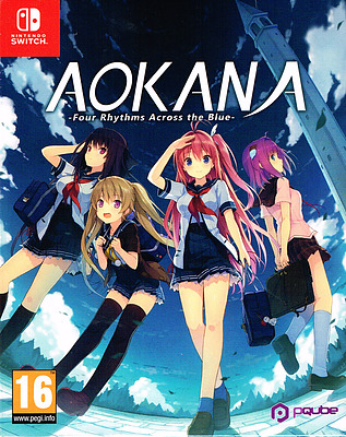 Einfach und sicher online bestellen: Aokana: Four Rhythms Across the Blue (AT-PEGI) in Österreich kaufen.