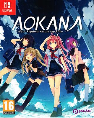 Einfach und sicher online bestellen: Aokana: Four Rhythms Across the Blue Limited in Österreich kaufen.
