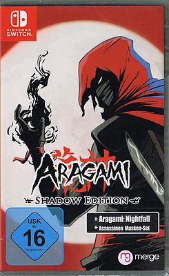 Einfach und sicher online bestellen: Aragami Shadow Edition in Österreich kaufen.