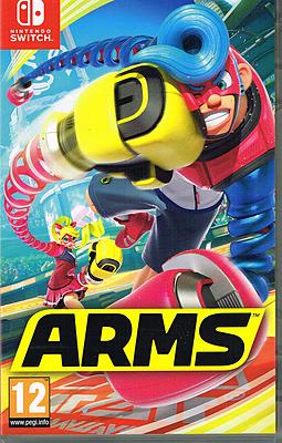 Einfach und sicher online bestellen: ARMS (AT-PEGI) in Österreich kaufen.