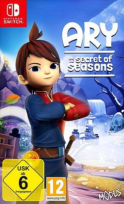 Einfach und sicher online bestellen: Ary and the Secret of Seasons (AT-PEGI) in Österreich kaufen.