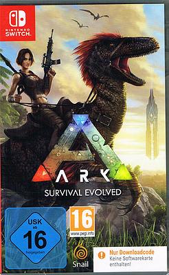 Einfach und sicher online bestellen: ARK: Survival Evolved in Österreich kaufen.