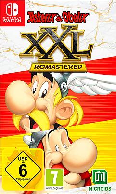 Einfach und sicher online bestellen: Asterix & Obelix XXL Romastered in Österreich kaufen.