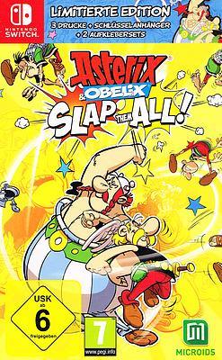 Einfach und sicher online bestellen: Asterix & Obelix: Slap Them All! Limited Edition in Österreich kaufen.