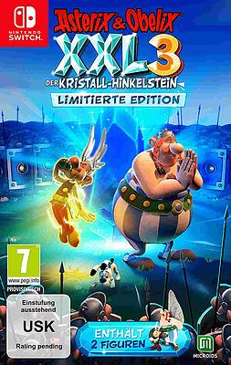 Einfach und sicher online bestellen: Asterix & Obelix XXL3: The Crystal Menhir in Österreich kaufen.