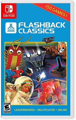 Einfach und sicher online bestellen: Atari Flashback Classic (US-Version) in Österreich kaufen.