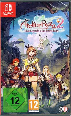 Einfach und sicher online bestellen: Atelier Ryza 2: Lost Legends & the Secret Fairy in Österreich kaufen.