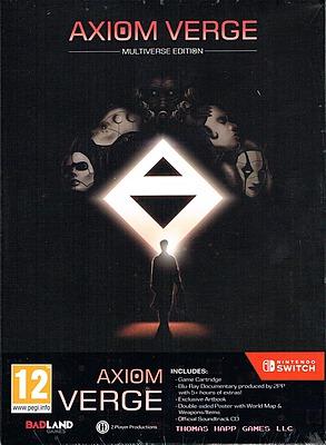 Einfach und sicher online bestellen: Axiom Verge: Multiverse Edition (EU-Import) in Österreich kaufen.