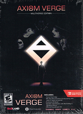 Einfach und sicher online bestellen: Axiom Verge: Multiverse Edition (US-Import) in Österreich kaufen.
