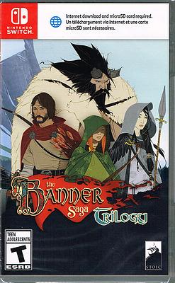 Einfach und sicher online bestellen: Banner Saga Trilogy (EU-Import) in Österreich kaufen.