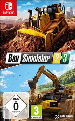 Einfach und sicher online bestellen: Bau Simulator 2+3 in Österreich kaufen.