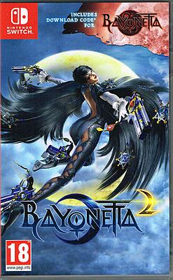 Einfach und sicher online bestellen: Bayonetta 2 + Bayonetta 1 DLC (EU-Import) in Österreich kaufen.