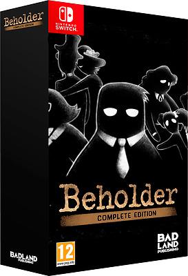 Einfach und sicher online bestellen: Beholder Complete Edition (PEGI) in Österreich kaufen.