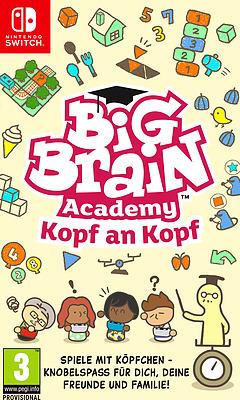 Einfach und sicher online bestellen: Big Brain Academy: Kopf an Kopf (AT-PEGI) in Österreich kaufen.