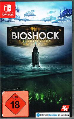 Einfach und sicher online bestellen: Bioshock Complete Collection (AT-PEGI) in Österreich kaufen.