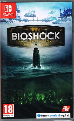 Einfach und sicher online bestellen: Bioshock Complete Collection (PEGI) in Österreich kaufen.