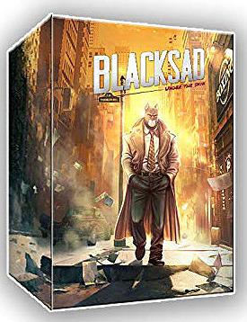 Einfach und sicher online bestellen: Blacksad: Under the Skin Collectors Edition in Österreich kaufen.