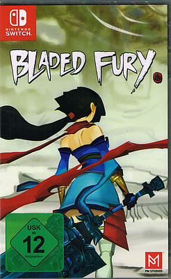 Einfach und sicher online bestellen: Bladed Fury in Österreich kaufen.