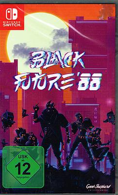 Einfach und sicher online bestellen: Black Future 88 in Österreich kaufen.