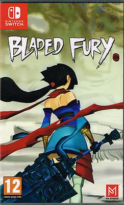 Einfach und sicher online bestellen: Bladed Fury (PEGI) in Österreich kaufen.