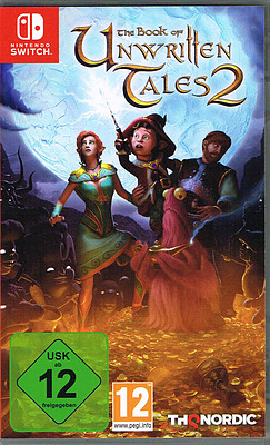 Einfach und sicher online bestellen: The Book of Unwritten Tales 2 in Österreich kaufen.
