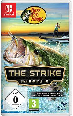 Einfach und sicher online bestellen: Bass Pro Shops: The Strike in Österreich kaufen.