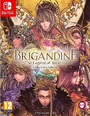 Einfach und sicher online bestellen: Brigandine: The Legend of Runersia Collectors in Österreich kaufen.