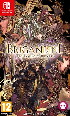 Einfach und sicher online bestellen: Brigandine: The Legend of Runersia (PEGI) in Österreich kaufen.
