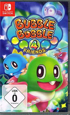 Einfach und sicher online bestellen: Bubble Bobble 4 Friends in Österreich kaufen.