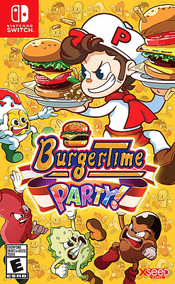 Einfach und sicher online bestellen: Burger Time Party (US-Import) in Österreich kaufen.