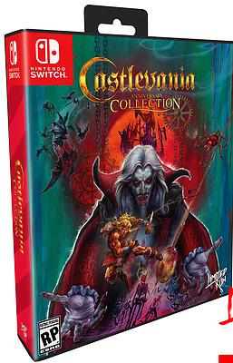 Einfach und sicher online bestellen: Castlevania Anniversary Collection Bloodlines in Österreich kaufen.