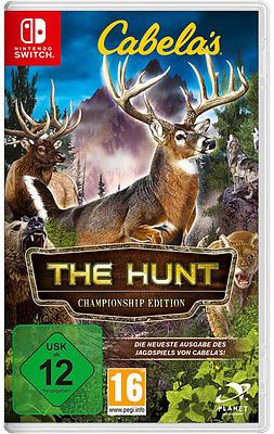Einfach und sicher online bestellen: Cabela's the Hunt in Österreich kaufen.