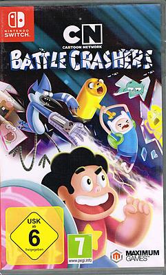 Einfach und sicher online bestellen: Cartoon Network: Battle Crashers in Österreich kaufen.