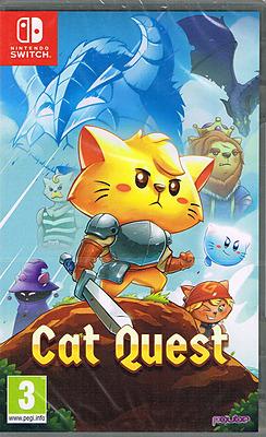 Einfach und sicher online bestellen: Cat Quest (AT-PEGI) in Österreich kaufen.