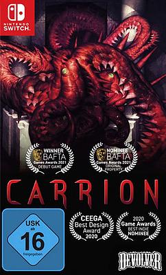 Einfach und sicher online bestellen: Carrion in Österreich kaufen.
