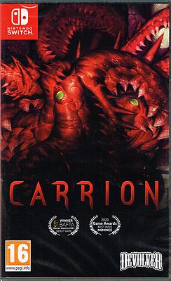 Einfach und sicher online bestellen: Carrion (PEGI) in Österreich kaufen.