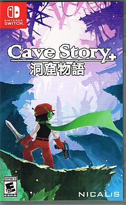 Einfach und sicher online bestellen: Cave Story+ (US-Import) in Österreich kaufen.