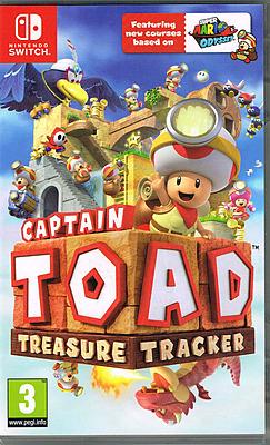 Einfach und sicher online bestellen: Captain Toad: Treasure Tracker (EU-Import) in Österreich kaufen.