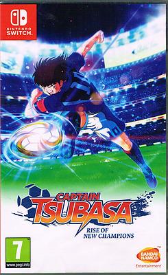 Einfach und sicher online bestellen: Captain Tsubasa: Rise of New Champions + 6 Boni in Österreich kaufen.
